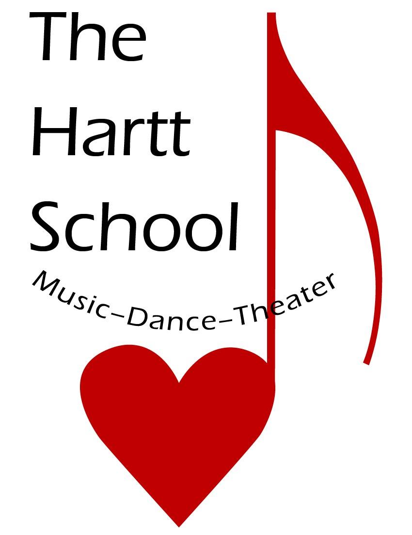 Logo for the Hartt School of Music u0026#39;08